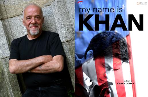 Paulo Coelho In Awe of SRK's My Name is Khan!