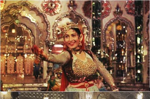 Mughal-E-Azam-Inspired Sheesh Mahal Recreated for Prem Ratan Dhan Paayo