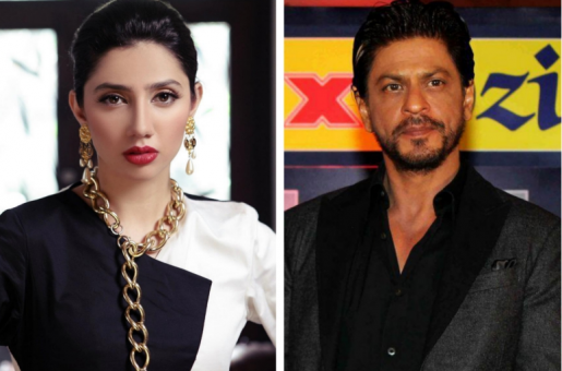 Mahira Khan's Mother's EPIC Reaction To SRK