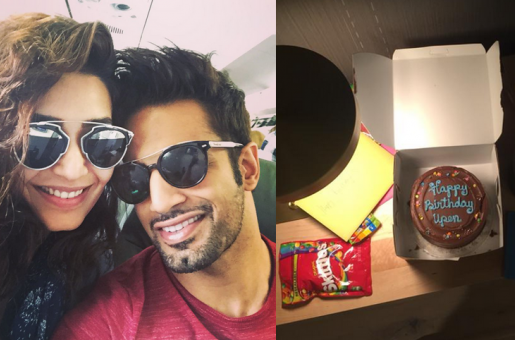 Karishma Tanna Gets the Cutest Birthday Gift for Upen Patel!