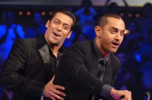 Salman Khan Admits He Can't Do It Like Aamir!