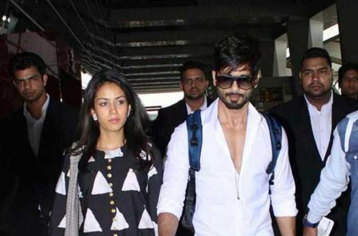 Newlyweds Shahid-Mira to Honeymoon in London!