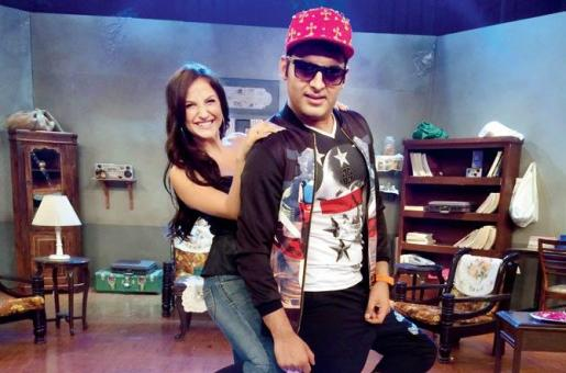 Did Kapil Sharma Make Life Difficult For Elli Avram on the Sets of Their New Film?