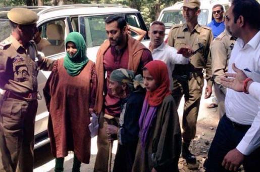 Has Salman Khan Abandoned His Adopted Kashmiri Family?