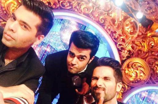 Did Shahid Kapoor Complain About Manish Paul to the Makers of Jhalak Dikhhla Jaa Reloaded?