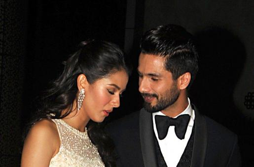 Bachelor's Party For Shahid Kapoor Now?