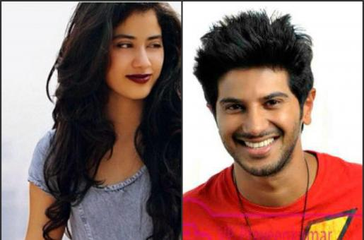 Sridevi's Daughter Jhanvi to Act Opposite Southern Sensation Dulquer Salman?