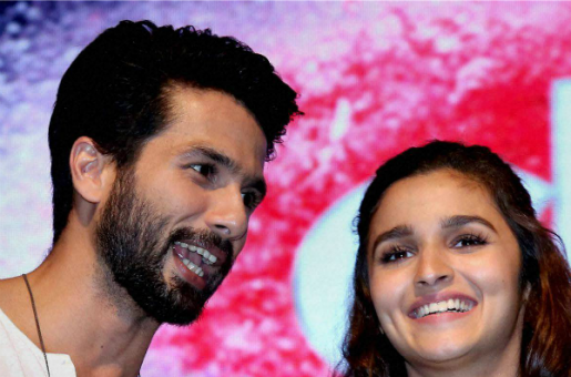 Is Shahid Kapoor 'Sad' About Alia Bhatt Working With Other Actors?