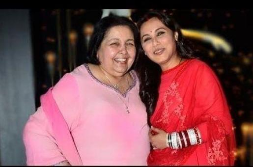 Rani Mukerji's Mother-in-Law Pamela Chopra Elated About Her First Grandchild
