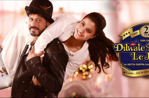 Kajol and Shah Rukh Khan Recreate the Magic of DDLJ After 20 Years!