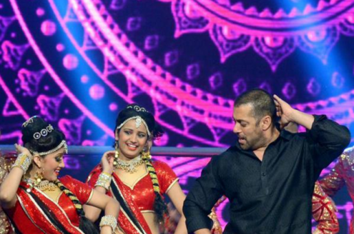 Is Salman Khan Calling the Shots in the Choreography of Prem Ratan Dhan Paayo?
