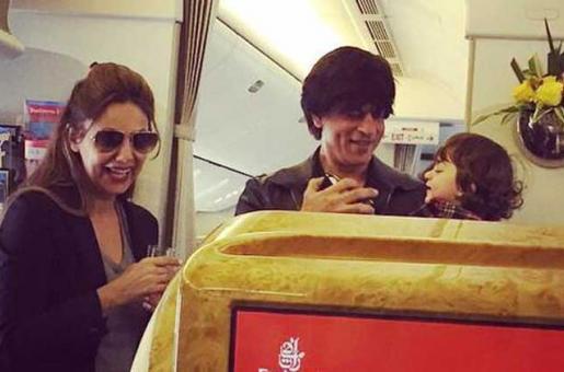 Did Gauri Khan Warn SRK Not To Talk Much About AbRam?