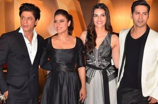 How Kajol and Varun Came To SRK's Defence