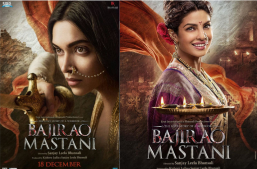 Bhansali's Heroines Are Ready to Take the Battle Forward!