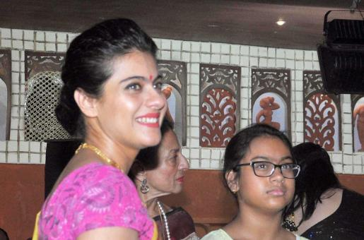 Kajol Chose to Do Dilwale Because of Daughter Nysa