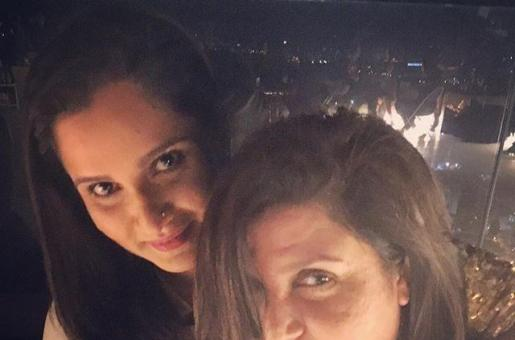 Inside Details of Sania Mirza's Grand Birthday Bash