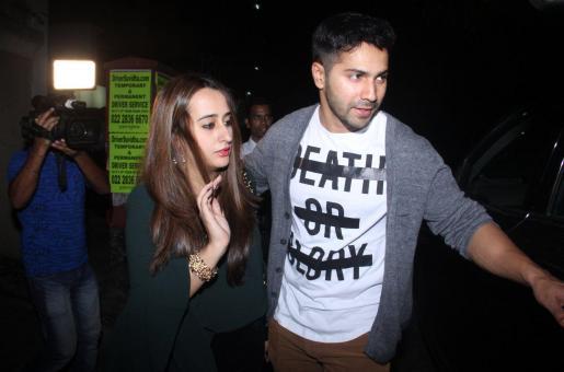 Varun Dhawan and Natasha Dalal to Tie Knot in Goa in December?