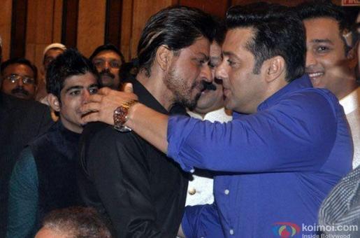 Will Salman Khan Invite Shah Rukh Khan to His House?