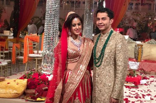 Grand Florentine Wedding for Dubai Tycoon Yogesh Mehta's Only Son!