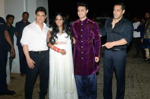 Salman Khan to Launch Bro-in-Law Aayush Sharma?