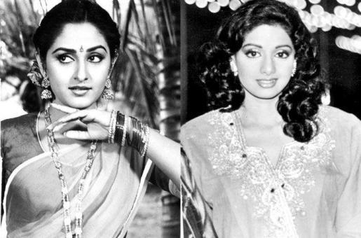 Sridevi and Jaya Prada Patch Up After 30 Years?