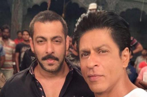 Where Did Shah Rukh Khan and Salman Khan Meet After 20 Years?