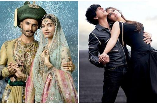 How Bajirao Mastani Left Dilwale Behind