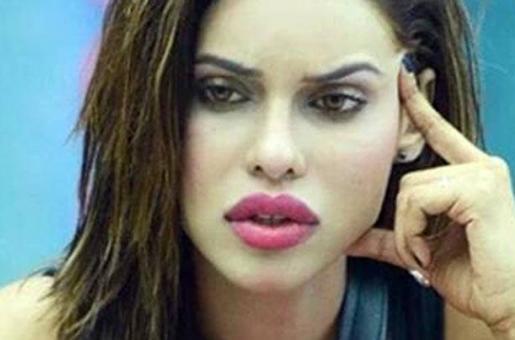 'Salman Has Made My Lips Famous': Gizele Thakral