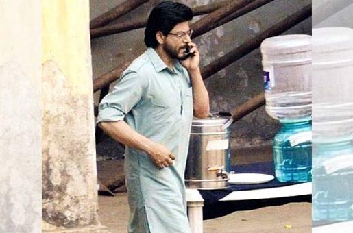 Shah Rukh Khan's Look Will Make You Even More Curious About Raees