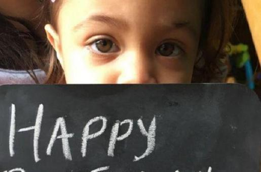 The Cutest Birthday Message Imran Khan Received From Daughter Imara