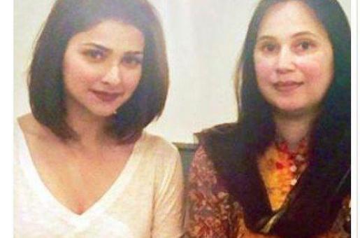 When Prachi Desai Met Her Alter Ego