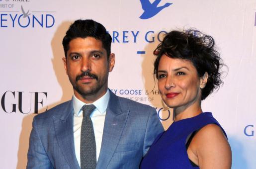 SHOCKING: Farhan Akhtar and Wife Adhuna End Their 16-Year-Old Marriage