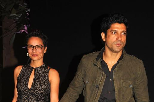Farhan Akhtar to Pay Wife Adhuna One Time Alimony After Divorce?