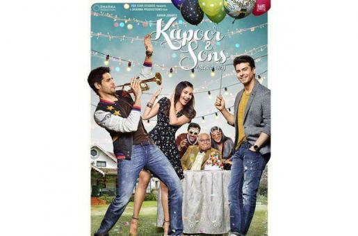 Karan Johar Unveils the First Look of Kapoor & Sons