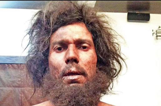 Can You Guess the Actor Behind This Unrecognisable Facade?