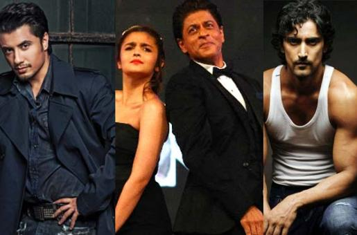 Will Alia Bhatt Romance Shah Rukh Khan, Kunal Kapoor and Ali Zafar All At Once?