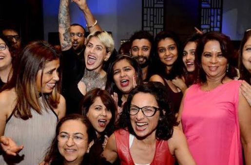 Adhuna Akhtar Spotted Partying With Friends For the First Time After Separation From Farhan Akhtar