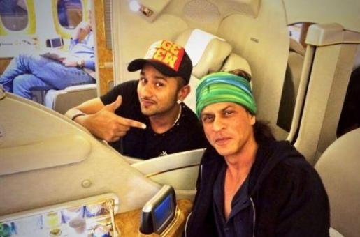 Are You Ready to See Shah Rukh Khan and Yo Yo Honey Singh On The Same Stage?