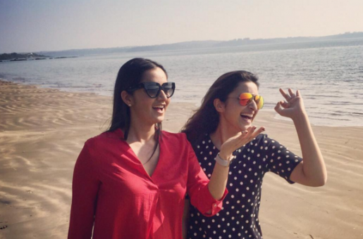Sania Mirza Remembers Fun Times With BFF Parineeti Chopra