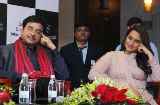 Why is Sonakshi Sinha Scared to Read Dad Shatrughan Sinha's Biography?