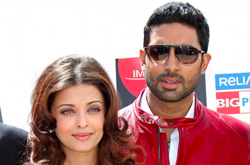 Was Abhishek Really Hiding Behind Wife Aishwarya Rai Bachchan?