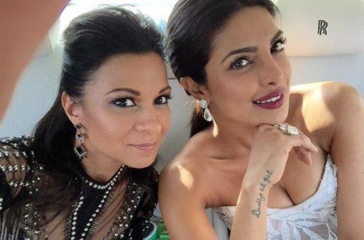Who Was Priyanka Chopra's Date to the Oscars 2016?