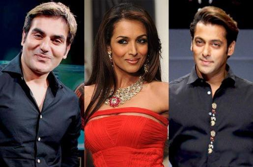 Is Salman Khan Playing The Mediator Between Arbaaz and Malaika?