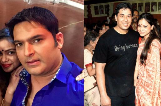WHAT! Kapil Sharma's Onscreen Wife To Be Kajol and Rani's Bhabhi?