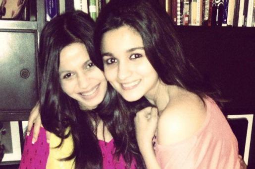 Shaheen Bhatt Sends Some Sister Love to Alia Bhatt on Her 23rd Birthday