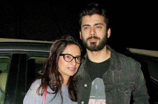 Here's Why Hottie Fawad Khan Has Eyes Only For Wife Sadaf Khan