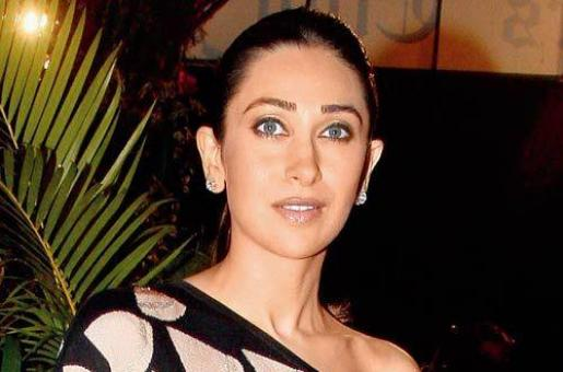 It's Not Quite Over For Karisma Kapoor