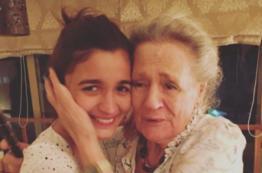 Alia Bhatt Breaks Down After Receiving Birthday Present From Grandparents