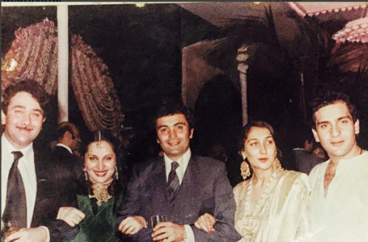 Neetu Kapoors Gets Nostalgic About the Real Kapoor Sons and Daughters