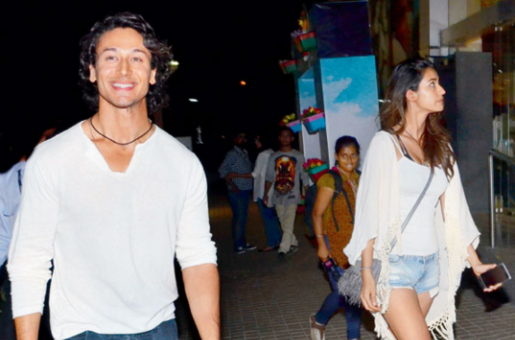 Are Tiger Shroff and Disha Patani Pretending Not to Be Together?